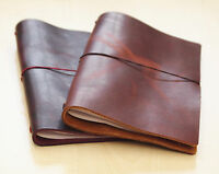 TRAVELLERS NOTEBOOK KIT PREMIUM PULL-UP LEATHER WITH ANTIQUE LOOK