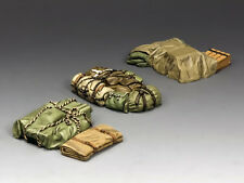DD236 Tank Back-Pack Set by King & Country