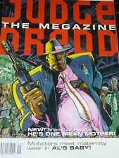 JUDGE DREDD THE MEGAZINE Comic - Series 1 - No 4 - Date 01/1991 - UK Comic