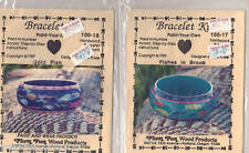 Gold Fish & Fish in Brook Pattern Packets~Jackie Cole