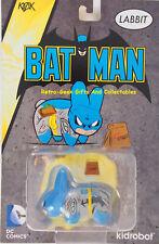 DC Universe Collection 2.5 Inch Labbit Vinyl Figure With Accessory Batman