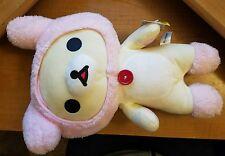 "San-x Rilakkuma 19"" korilakkuma bunny ears Plush....(I)"