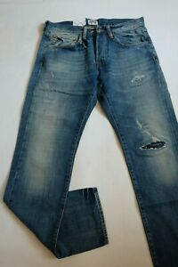 JEANS EDWIN ED 55 RELAXED TAPERED (63 rainbow selvage-blue G4) W31 L32 VAL 200€