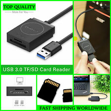 USB 3.0 Card Reader for TF Micro Card SD Card USB Memory Card Reader All in 1