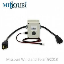 Smart Battery Saver AC Shutoff Switch for Wind and Solar