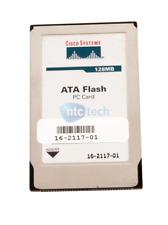 Cisco 128MB Pcmcia Flash Carte 16-2117-01