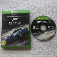 Forza Motorsport 6 Ten Year Anniversary Edition XBOX ONE V.G.C. Fast Post Racing