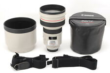 【TOP MINT ALMOST UNUSED】 Canon EF 200mm F/1.8 USM L Prime AF Lens From JAPAN