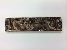 """Kirinite: Desert Camo 3/8"""" escalas de 6"""" X 1.5"""" para madera, cuchillo haciendo en funcionamiento"""