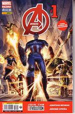 Avengers da 16 a 28 completa - Infinity -Marvel Now Avengers da 1 a 13 + variant