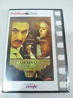 El Asesinato de Richard Nixon Sean Penn - DVD Nuevo - 2T