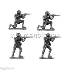 ULI05 PRIVATE RIFLE M1 + BASE M US LATE INFANTRY FLAMES OF WAR WW2 BITZ PSC 15mm