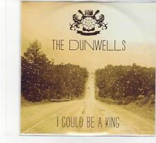 (FB435) The Dunwells, I Could Be A King - DJ CD