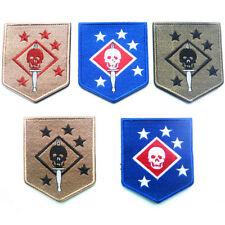5Pcs Marine Raiders Infrared Hook Patch Special Operations-MARSOC,USMC,SOF BADGE
