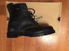 Dr. Martens 8-Eye Pascal Boots Navy Blu Marin Size 12 US / 11 UK New In Box $150
