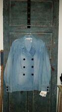 Liz Claiborne Women's Regular 100% Cotton Jean Coats & Jackets