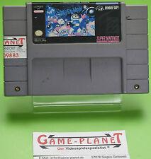 Super Bomberman 1 NTSC Super Nintendo SNES Modul Sammlung