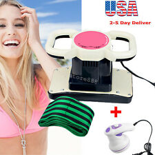 Variable Speed Professional Slim Beauty Massager Machine+ Fat Remove Massager US