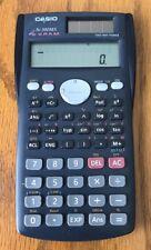 Casio Fx-300Ms S-V.P.A.M. Solar Scientific Calculator.