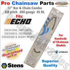 """GENUINE Rotatech 16/"""" CHAINSAW CHAIN /& BAR PACK FITS ECHO CS-346"""