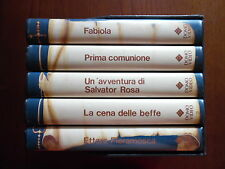 """Cofanetto """"Il cinema di Alessandro Blasetti"""" - 5 VHS Domovideo rarissimo"""