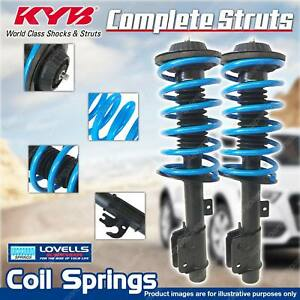 Front Heavy Duty Raised KYB EXCEL-G Complete Strut for MITSUBISHI Triton ML MN