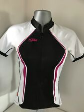 Ladies KTM short sleeved Shirt & Shorts  Padded  Anti-Bac Coolmax Pad 50% off !!