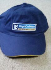 Vintage Royal Caribbean Cruise Ship Line Hat / Cap
