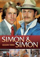 SIMON & SIMON SEASON THREE 3 New Sealed 6 DVD Set