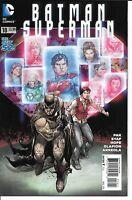 DC Comics New 52 BATMAN SUPERMAN #18 first printing