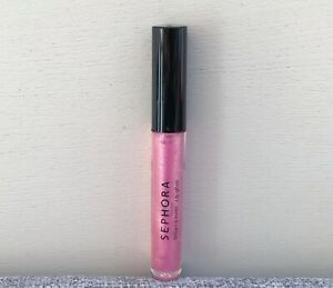 Sephora Collection Bright Delights Lip Gloss, #4 Sparkler (Glitter Light Pink)