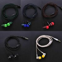 Stereo In-Ear Earphone Headphone Headset Earbuds 3.5mm For iPhone Android