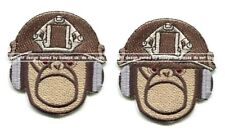 JUSTICE DEPARTMENT BUREAU OF ATF SP OPS SWAT TEAM TRUNK MONKEY burdock PATCH X 2