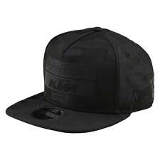 KTM TLD Team Snapback LTD Camo Black Hat