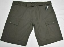 Rocawear Shorts Men's Size 46 Canyon Run Belted Ripstop Cargo Olive Urban P500