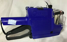 Mx-6600 10 Digits 2 Lines Price Tag Gun Labeler Blue (Used)