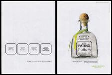 Patron Tequila print ad 2008 - Debatable