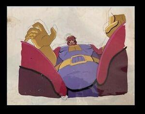 The X-Men Animation Cel Mastermold Sentinel