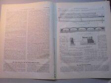 1883 7 brandlite túnel por choque celebración parís Tolbiac puente Reichstag de Berlín