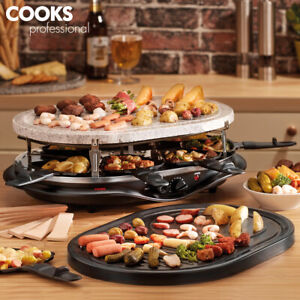 Cooks Professional Raclette - Refurbished Grade A
