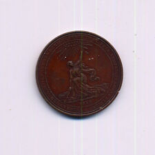 USA bronze MEDAL MEDAGLIA 1876 100th Ann. of AMERICAN INDEPENDENCE expo