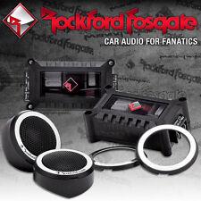 Rockford Fosgate Power T1 T1T-S Tweeter High End Aluminium Neodym Hochtöner Paar