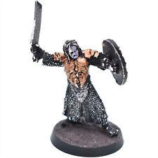 Warhammer LOTR Lord of the Rings Shagrat Metal oop Orc Captain