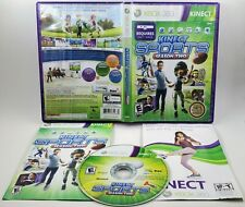 Kinect Sports Season 2 Xbox 360 Game Pre Owned COMPLETE CIB VG