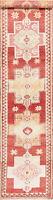 NEW 12 ft Turkish Oushak Runner Rug Vintage Oriental Hand-made Wool Carpet 3x12