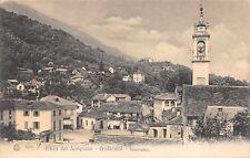 6055) LINEA DEL SEMPIONE, PANORAMA  DI CRUSINALLO (VERBAINA).