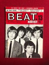 "1964, Rolling Stones, ""BEAT Monthly"" Magazine (Scarce)"