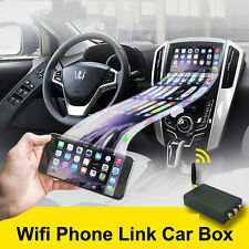NEW WiFi Airplay Miracast Screen Mirroring Box For Car Phone IOS Android Display