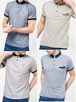 New Mens Duck and Cover Polo T Shirt Pique Polo Shirt Cotton Collared Top S-2XL