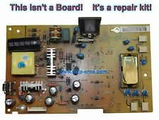 Repair Kit Capacitors LG W2361V-PF RevF Monitor LCD Power Supply AIP-0192 Rev:F